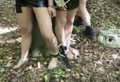 ab-137 Barefoot in the forest (2) 0