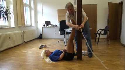 Melina - ticklish raid 2 Part 5 of 5