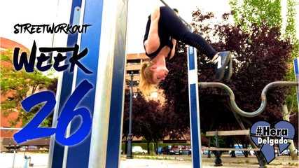 StreetWorkOut: Week #26