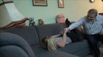 Guest Lea - Rented Tickling Part 6 of 6