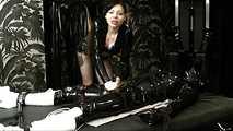Lady Ashley  -  Deviant Rubber Art  1