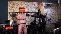 Mein Halloween Sklave  0