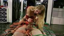 Lady Estelle - Hard Bondage Hard Dick (Part2) 3