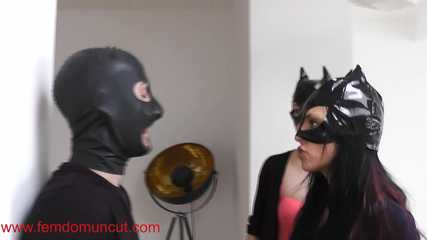 Cat session 2014 - 9.3 (New slave for cats. Kimi cam 02)