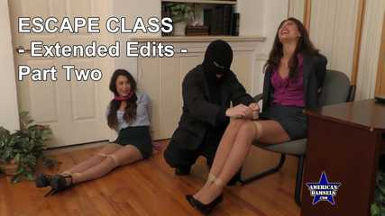 Escape Class - Extended Edits - Part Two - Lola Pearl - Christiana Cinn