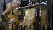 Madame Gillette - 2 Gummispielzeuge für mich Part2 3