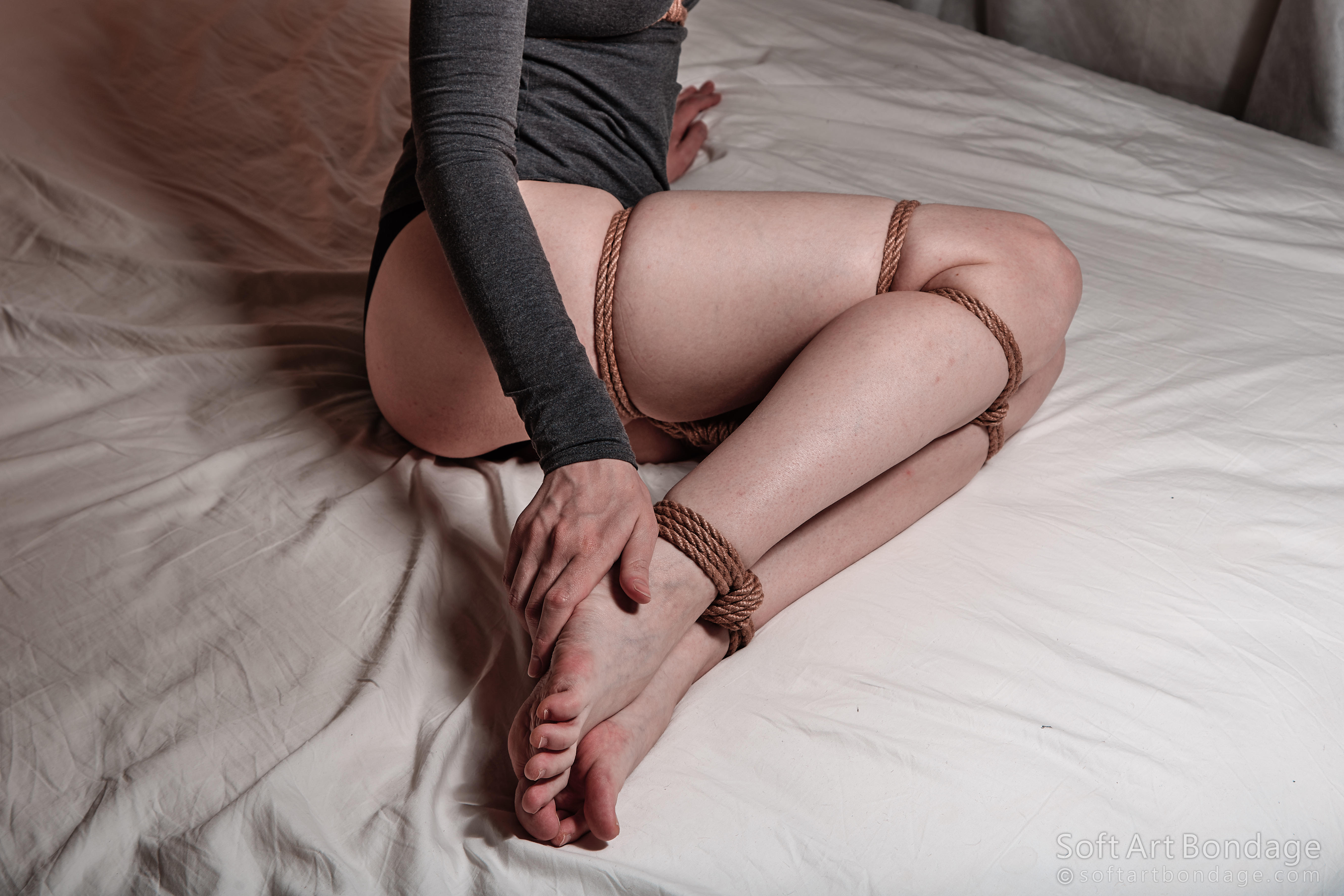 Long legs bondage