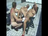 Pussy-licking in the sun 6