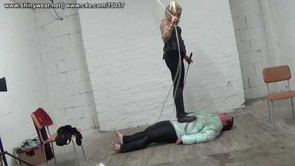 Lady Lana - Riding Mistress trampling