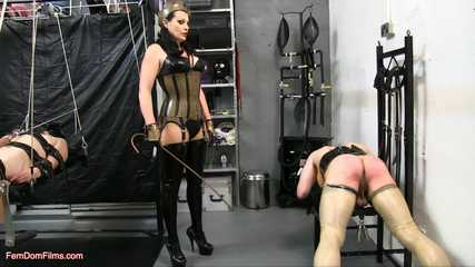 Miss Velour - Rubette's Punishment Caning (HD wmv)