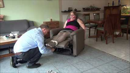 Michelle - The Gas Man 1 Part 4 of 6