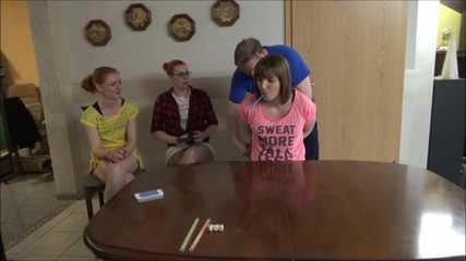 Saskia, Susan and Zora - Tickling Competition 3 Part 2 of 3