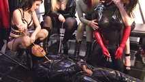 Lady Blackdiamoond - Die Gummipuppen Orgie Part3 3