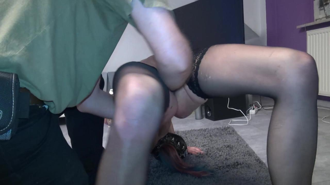 Squirting Orgasm Into Mouth