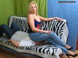 Miss LadyShot: jeansfacesitting 9