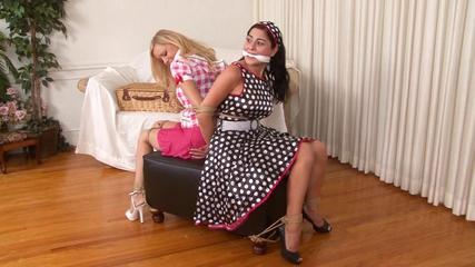 Always In Trouble - Part Five - Aubrielle Summer & Brea Bennett