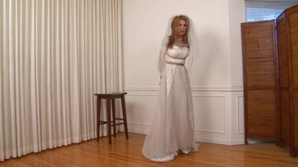 The Bound & Gagged Bride - Candle Boxxx