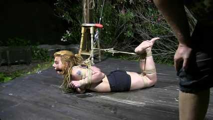 Extreme predicament bondage