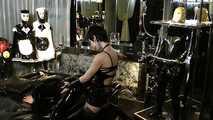 Lady Minou & Kandy - Ultimate Rubber Sex (Part2) 0
