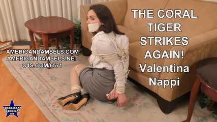 The Coral Tiger Strikes Again! - Valentina Nappi