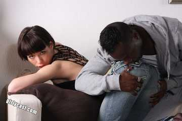 Pia Sofie interracial shooting - The Pictures