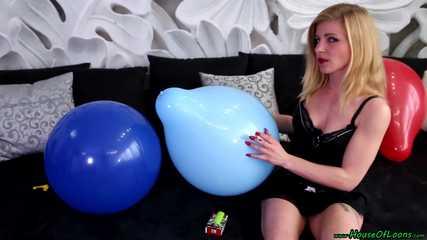 Joke? sorry, Fetish balloon smoke girl