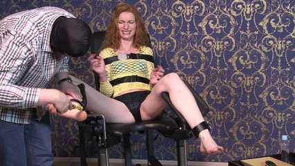 Mr Tickle tickle Lady Karo