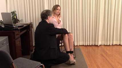 Office-Bound Ladies - Alternate Camera Edit - Part One - Britney Amber