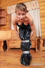 [From archive] Veronika - self packed in trash bag 1