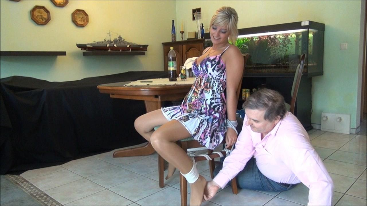 Blond german caught on live cam tinycamorg - 3 1