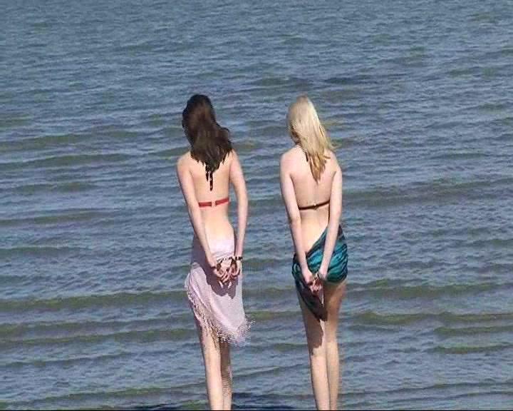 Girl bikini handcuffs, usa hairy nude