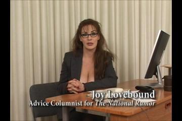 Ask Joy - Part One - Alexis Taylor hosts