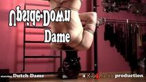 Upside-down Dame 4