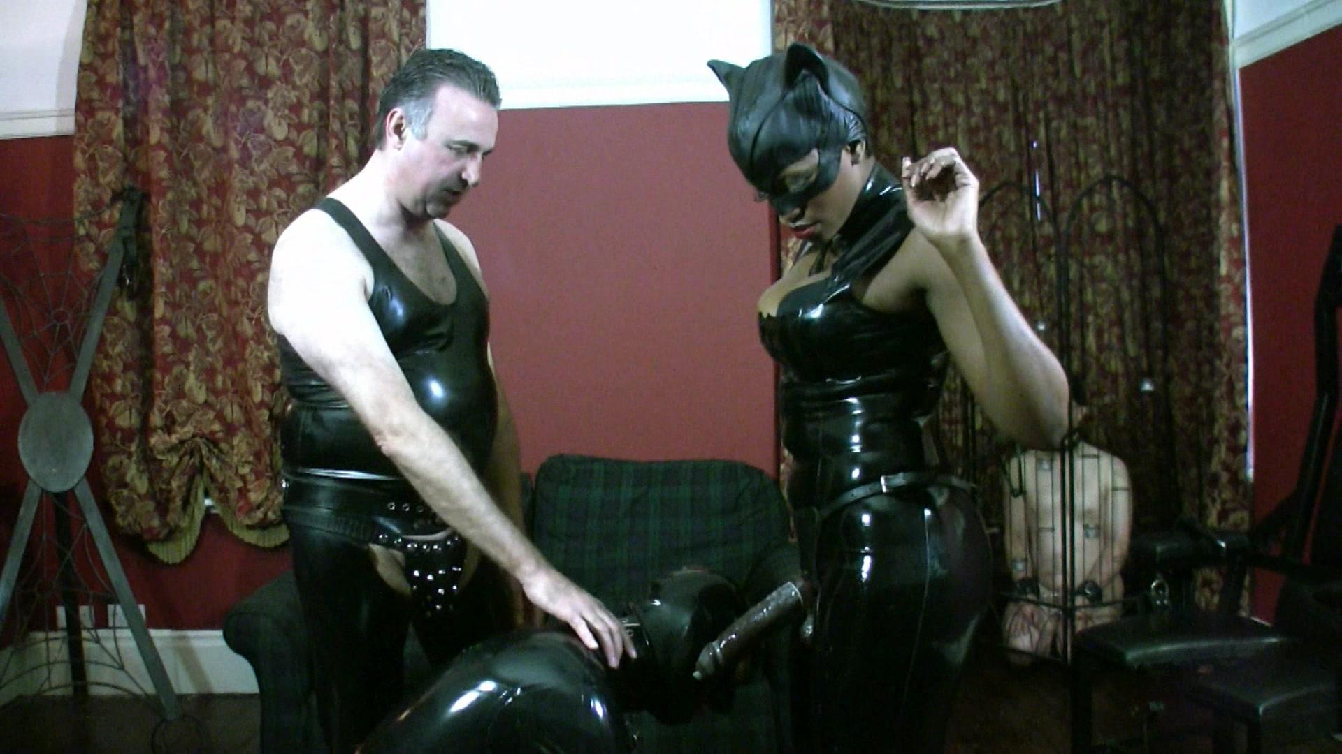 With Female domination catwoman found site