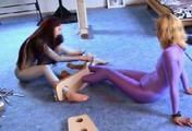ab-077 Lycra Girls in Bondage (1) 0