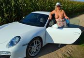 One day with a Porsche 7