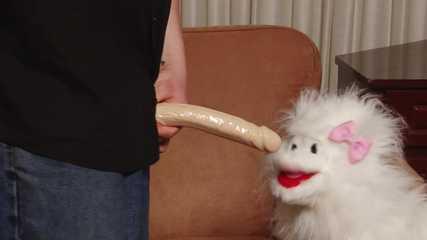 Puppet Porn Blow Job - Miss Prissy Sucks Mister Boogie