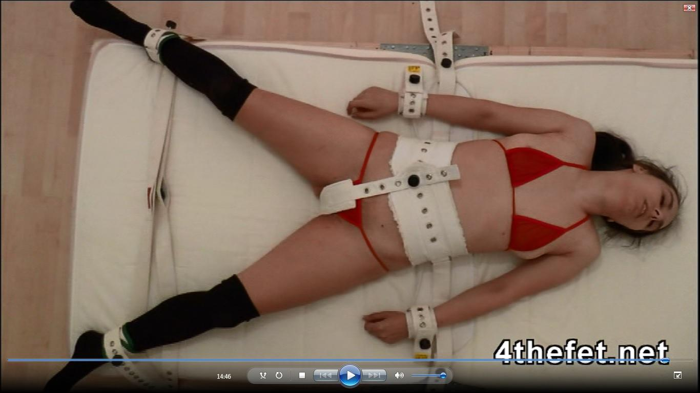 Medical restraints bondage