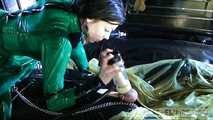 Lady Ashley - Milked by the Pump and relocked again 3