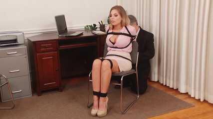 Office-Bound Ladies - Part One - Britney Amber
