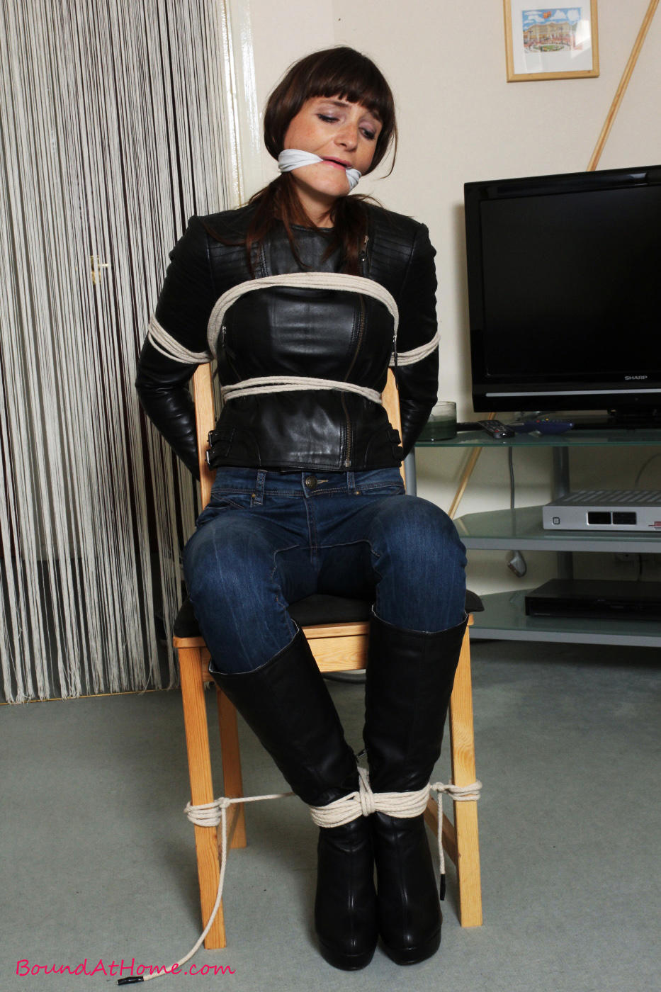 non-leather-bondage
