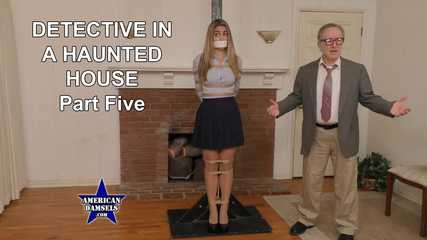 Detective In A Haunted House - Part Five - Ryan Ryans