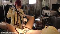 "Mistress Tokyo and Her ""Serious Kit"" Human Milker in Her Medical Surgery 4"