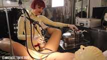 "Mistress Tokyo and Her ""Serious Kit"" Human Milker in Her Medical Surgery 5"