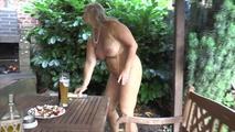 My nudist barbecue 5