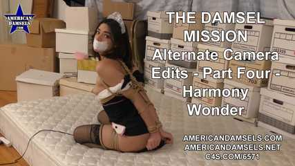 The Damsel Mission - Alternate Camera Edits - Part Four - Harmony Wonder