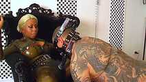 Domina Kate - Whipped and Fucked 1
