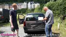 Der schmierige Autoverkäufer, Rabatt erfickt!  6