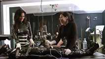 Lady Ashley & Mistress Zita - Rubber Toys Double Trouble 0