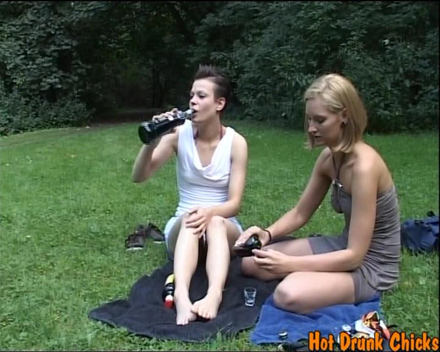 Lesbian nude porn seduction